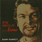 Danny Barrett It's About Time release